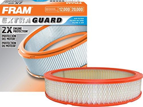 - FRAM CA324A Extra Guard Round Plastisol Air Filter