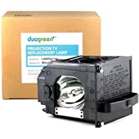 Duogreen Mitsubishi 915P049010 Projection TV Lamp for WD-52631, WD-57731, WD-57732, WD-65731, WD-65732, WD-y57, WD-y65, WD-65733, WD-65734
