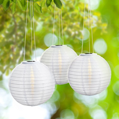 Outdoor Lantern Lights For Trees - 9