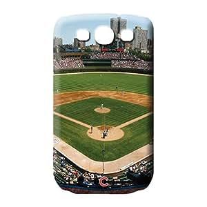 samsung galaxy s3 Slim Design For phone Fashion Design mobile phone cases chicago cubs mlb baseball
