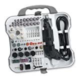 Chicago Power Tools 63558 220-Piece Rotary Tool Set