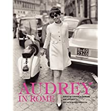 Audrey in Rome