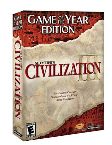 Civilization 3 Game of The Year Edition - PC (Civilization 3 Pc)