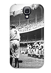 DanRobertse Snap On Hard Case Cover New York Yankees Protector For Galaxy S4