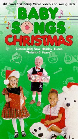Amazon.com: Baby Songs Christmas [VHS]: Baby Songs: Movies & TV