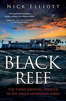 Book cover image for Black Reef (The Angus McKinnon Thrillers Book 3)