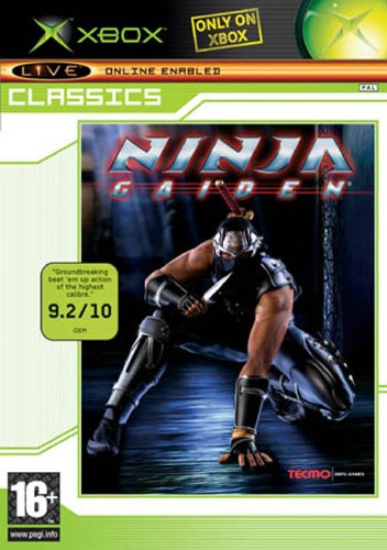 Amazon.com: NINJA GAIDEN - CLASSICS: Video Games