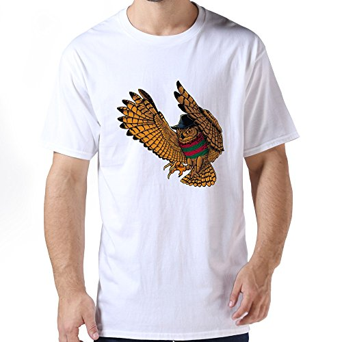 Men Owl FHY T-shirt