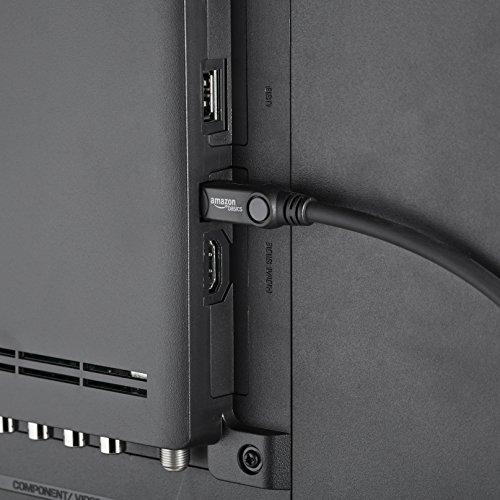 AmazonBasics Digital Optical Audio Toslink Cable – 6 Feet (1.8 Meters)