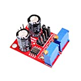 Baoblaze 5V-15V DC Frequency Duty Cycle Adjustable Module Square Wave Signal Generator, Main Chip NE555, Output with LED Indication