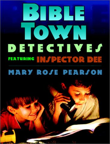 Read Online Bible Town Detectives: Featuring Inspector Dee pdf