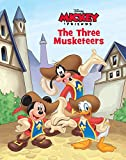 Disney Mickey Mouse The Three Musketeers (Disney Padded)