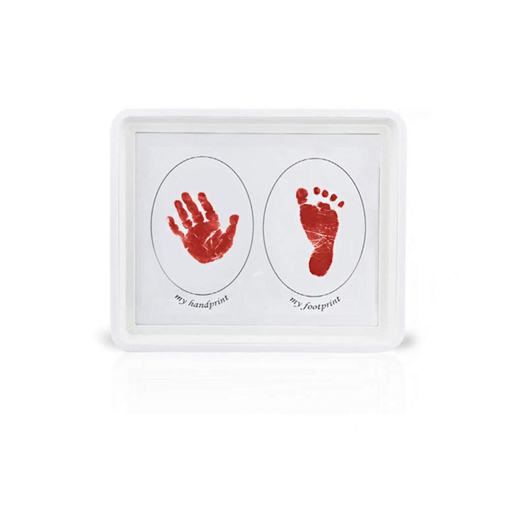 Baby Hand Foot Ink Pad Hand and Footprint Handprint Oil Black /& White