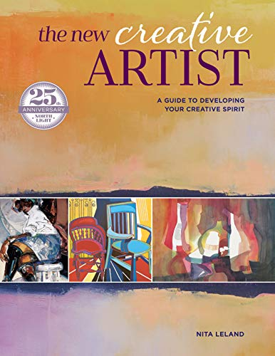 The New Creative Artist: A Guide to Developing Your Creative Spirit (Creative Cloud Pen)