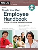Create Your Own Employee Handbook, Lisa Guerin and Amy DelPo, 141331029X