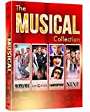 The Musical Collection (Mamma Mia!, Chicago, Hairspray, Nine) [DVD] (2010)