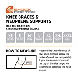 Hinged Knee Brace: Shock Doctor Maximum Support