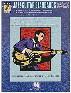 Jazz Guitar Standards (Book/CD). Partituras, CD para Acorde de ...