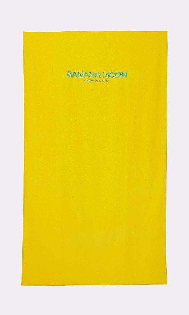 Toalla de playa Banana Moon Plain Towely Amarillo: Amazon.es: Ropa y accesorios