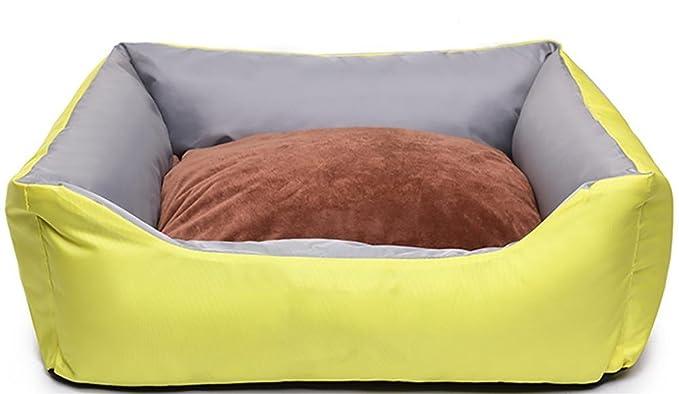 Ange Cama de Perro Lavable Easy-Clean de Lujo/Cama de Gato Plegable con Protector de sofá: Amazon.es: Deportes y aire libre
