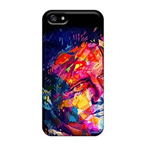 Hot Covers Cases For Iphone/ 5/5s Cases Covers Skin - Paul Newman Abstract