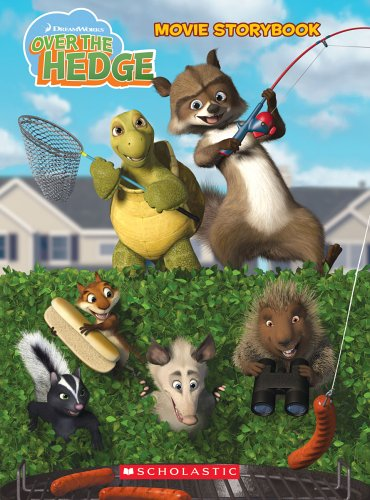 Download Movie Storybook (Over The Hedge) pdf epub