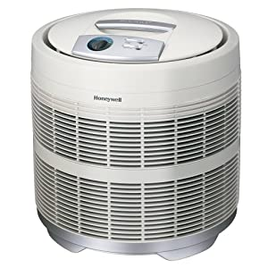 <strong>Honeywell</strong><sup>®</sup><strong> True-HEPA Round Air Purifier</strong> width=
