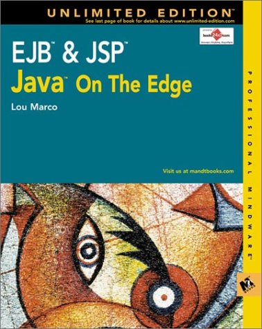 EJB & JSP Java On The Edge by Brand: Wiley