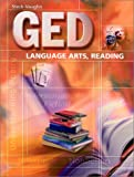 GED Language Arts - Reading, Steck-Vaughn Staff, 0739828363