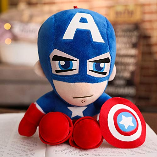 VIET STAR New 28-65Cm Man Plush Toy Soft Stuffed Doll Birthday Gift for Children Boys -Multicolor Complete Series Merchandise
