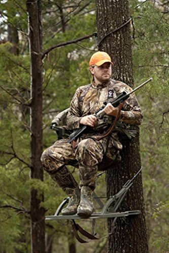 Summit Treestands 81117  Razor SD Climbing Treestand, Mossy Oak by Summit Treestands (Image #5)