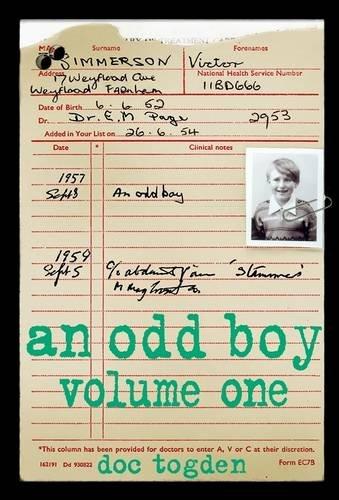 An Odd Boy, Volume 1