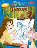How to Draw Disney's Tarzan, Victoria Saxon, 156010449X