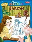 How to Draw Disney's Tarzan, Disney Staff, 1560105151
