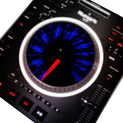 Speed Demon DJ Turntable 7 Inch Slipmat