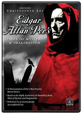 edgar allan poes stories tales ii dramatized