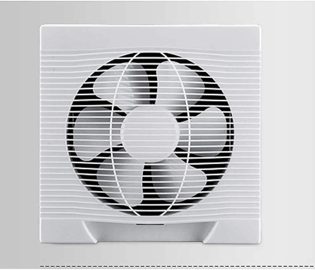 ZSQAW Ventilador de extracción con Sensor de Humedad Ajustable y Control de Velocidad, Ventilador de ventilación de Techo/Pared