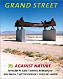 img - for Grand Street #70: Against Nature book / textbook / text book