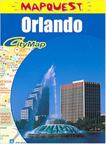 American Map Company Inc.Mapquest Orlando Fl City Map Z Map American Map Company Inc