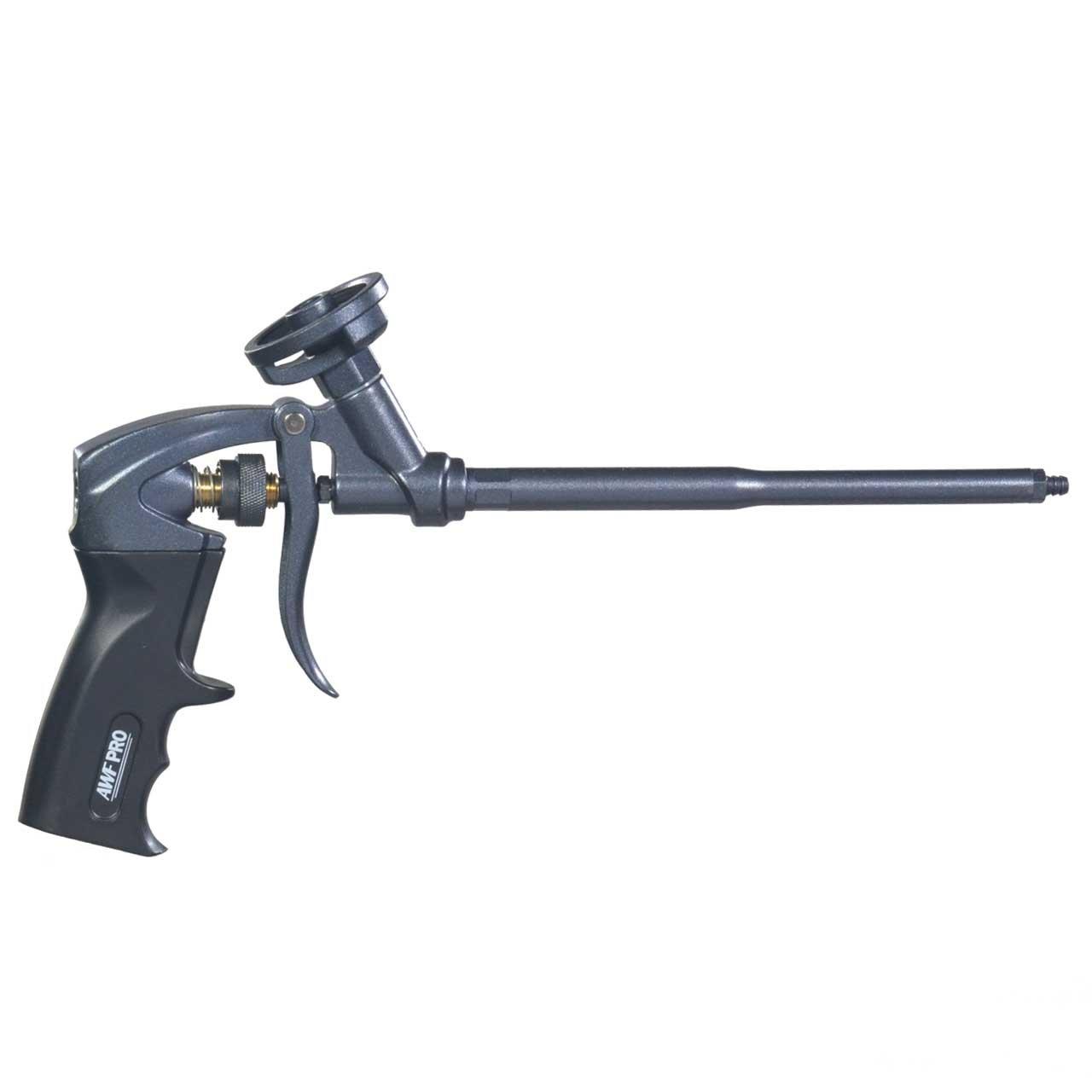 Teflon Coated Professional Foam Gun, One Hand Adjustment, AWF Pro