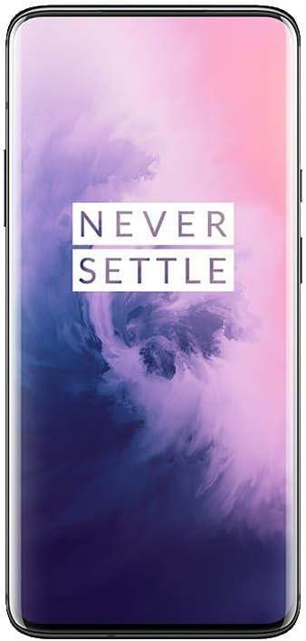 OnePlus 7 Pro - 256GB Dual-Sim GSM Unlocked Android SmartPhone - Mirror Grey