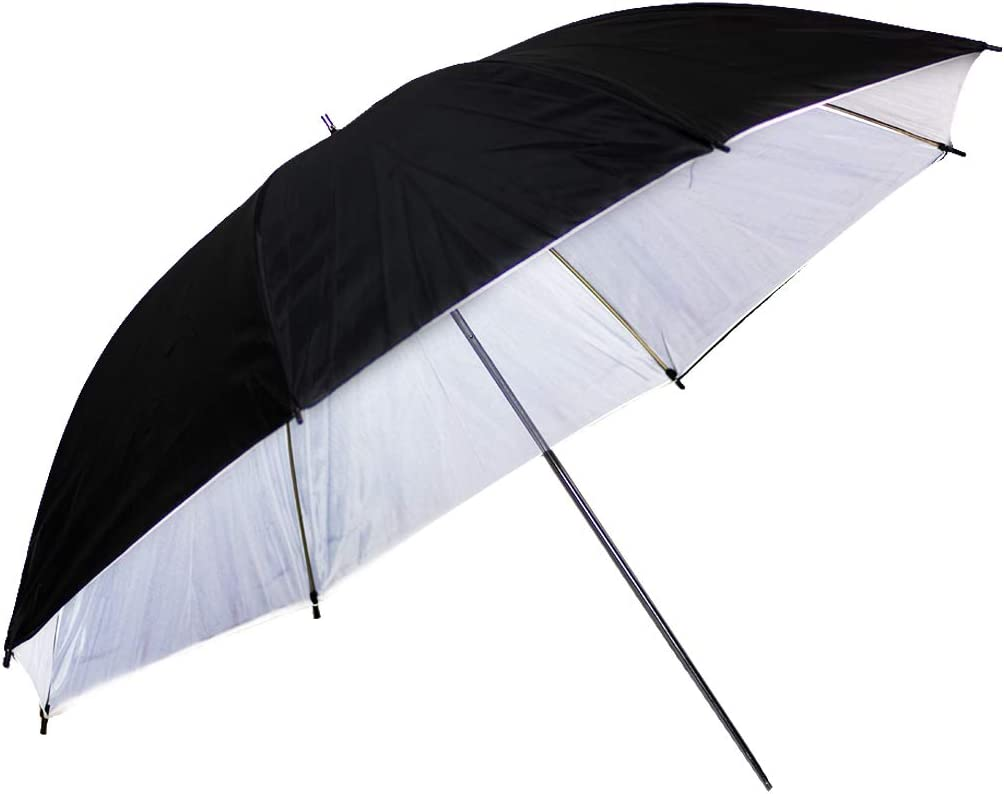 LimoStudio 40 Double Layered Black /& White Reflective Umbrella for Photo Video Studio AGG131