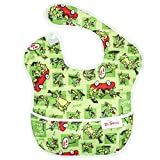 Bumkins Waterproof SuperBib, Seuss Green Eggs (6-24 Months)