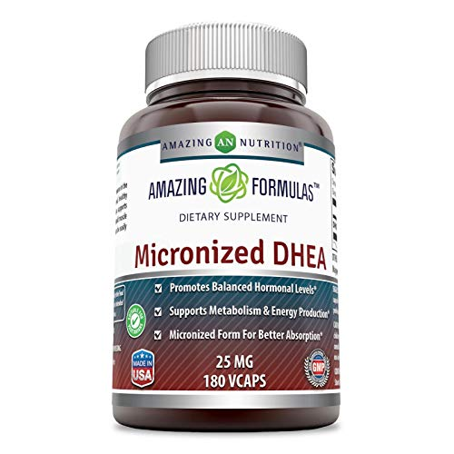Amazingmulas Micronized DHEA Dietary