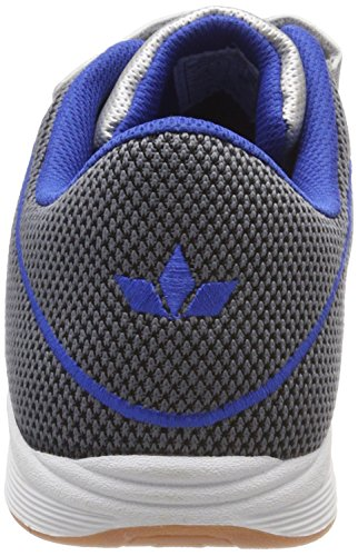 Mixte Adulte silber Lico Argent Indoor Multisport Chaussures Silber Vs blau blau Seeker wanTqA7p