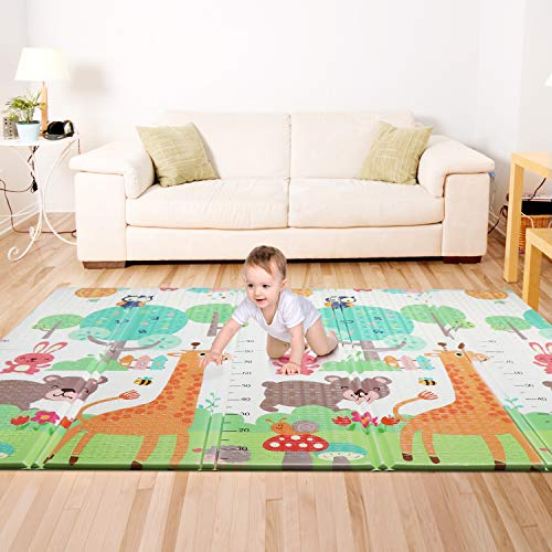 Bammax Play Mat Folding