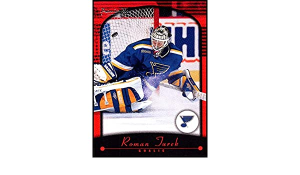 Amazon.com  2000-01 Topps Premier Plus  55 Roman Turek NM-MT St. Louis Blues  Official NHL Hockey Card  Collectibles   Fine Art f92aaab7f