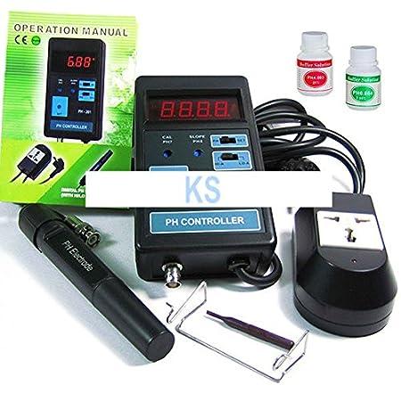 KOHSTAR Digital LED Display pH CO2 Controller Meter Aquarium