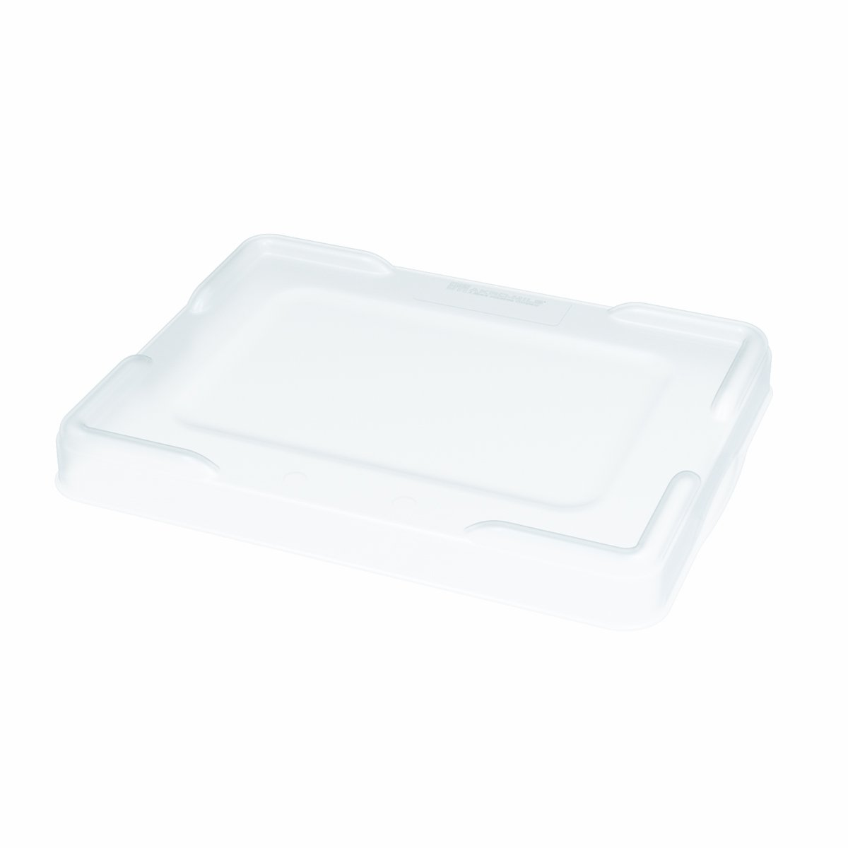 Akro-Mils 33011 Clear Snap on Plastic Lid for Akro-Mils 33105 Grid Box, Case of 10