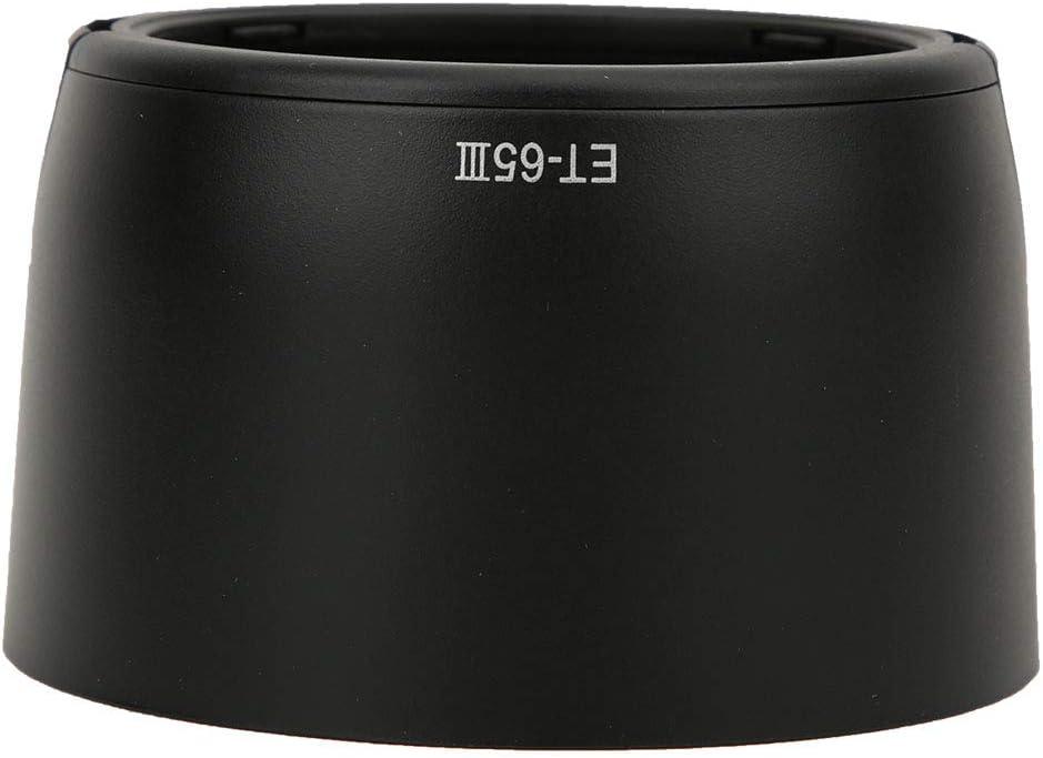 Goshyda Lens Hood 1.8M SH ET-65Ⅲ Camera Lens Hood for Canon EF 85mm f